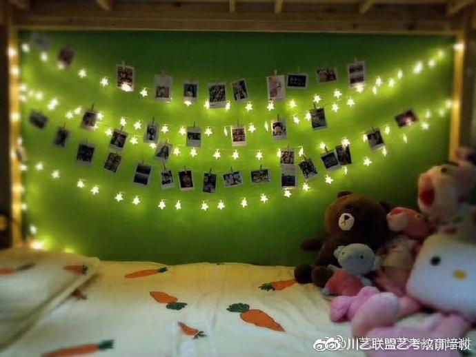 学生寝室实拍
